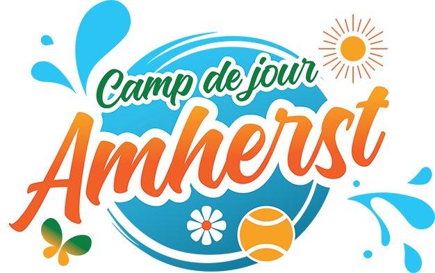 Logo du camp de jour de la municipalité d'amherst
